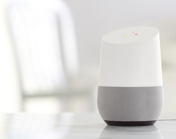Google Home - Der Sprachassistent für das Smart Home