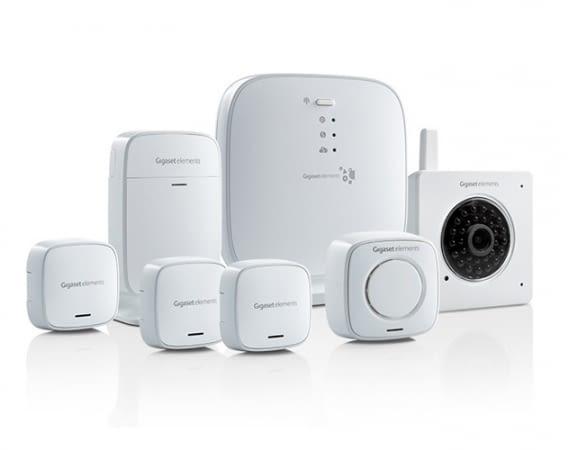 Sicherheit im Smart Home: Gigaset elements ist ein günstiges, modular aufgebautes System