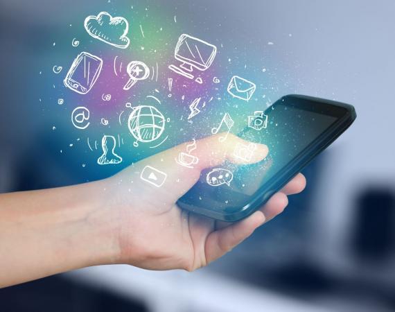 Smart Home Steuerung per App