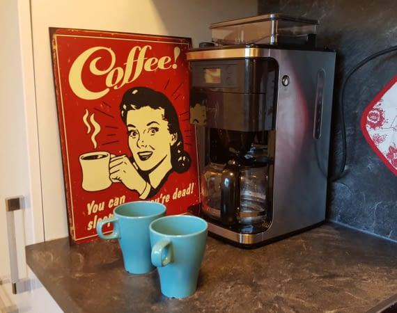 Smarter Coffee: Den Kaffee per App steuern...Geht das zu weit?