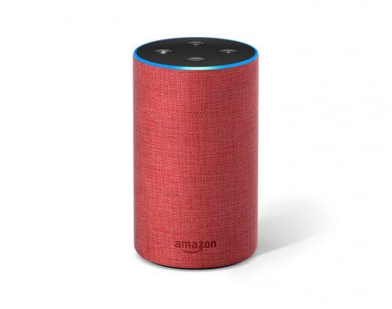 Echo 2 gibt es bald auch in weihnachtlichem Rot