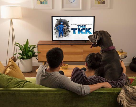 Amazon Fire TV kann über einen Amazon Echo Lautsprecher gesteuert werden - ohne Fire TV-Fernbedienung