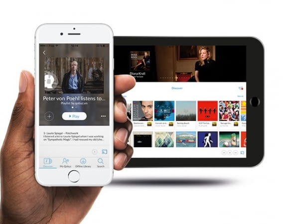 Streamingdienst Qobuz setzt auf redaktionell ausgewählte Inhalte und hohe Musikqualität
