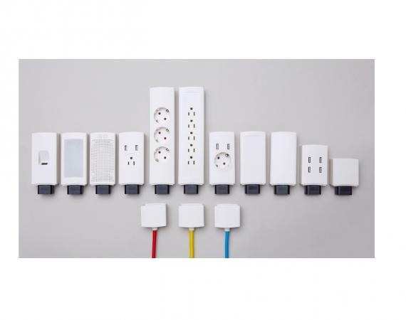 YOUMO- Die modulare Mehrfachsteckdose für das Smart Home