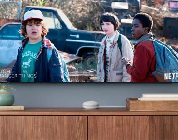 Fernseher via Google Home und Assistant steuern