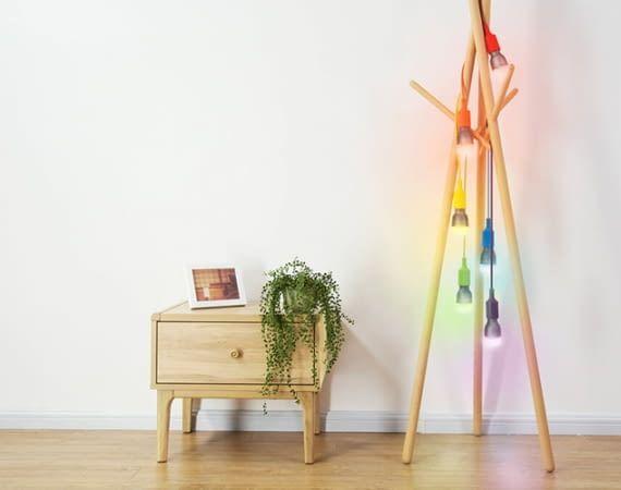 Yeelight LEDs leuchten in bis zu 16 Millionen Farben