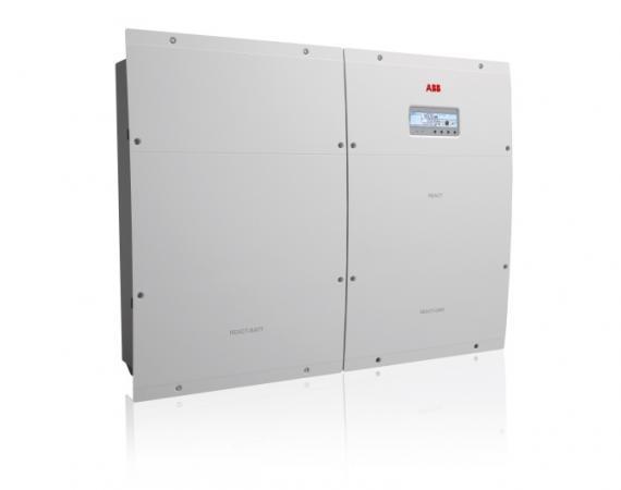 ABB Speicher-Wechselrichter REACT