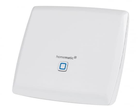 Die neueste Generation der Homematic Smart Home Zentrale ist die CCU3