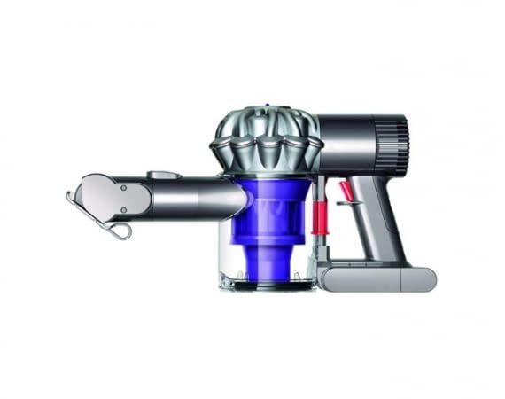Dyson V6 Trigger wird inklusive inkl. motorisierter Mini-Elektrobürste, sowie Kombi- und Fugendüse geliefert