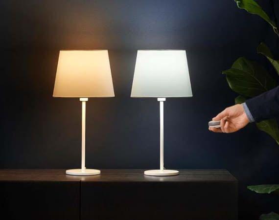 Aus IKEA TRÅDFRI wird nun IKEA Home Smart Beleuchtung