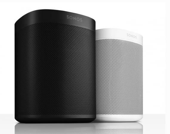 Sonos One ist die smarte Version von Play:1 – mit Alexa und Touchbedienung