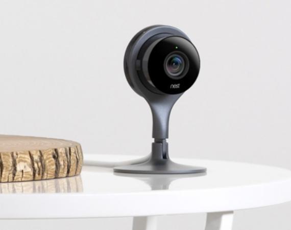 Abbildung der Dropcam Pro mit 8x Zoom