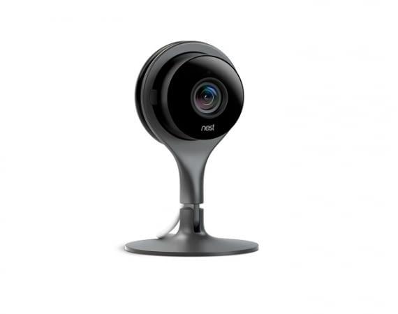 Die Dropcam Pro verliert dank 8-fachem Zoom kein Detail aus dem Blick
