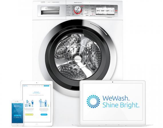 WeWash - das smarte Gemeinschaftswaschsystem