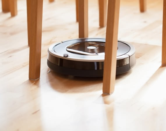 irobot roomba 980 der smart home saugroboter. Black Bedroom Furniture Sets. Home Design Ideas