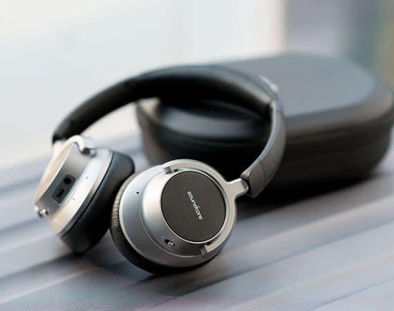 Der Anker Soundcore Space NC Bluetooth-Lautsprecher bietet einen günstigen Einstieg ins ANC-Erlebnis
