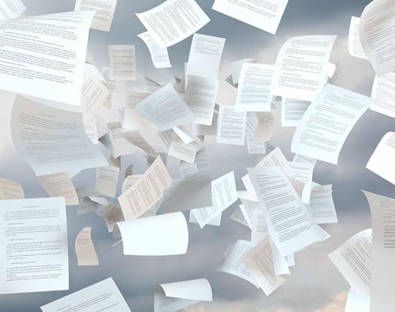 Wer große Mengen an Text druckt, ist mit einem Schwarz-Weiß-Laserdrucker gut beraten