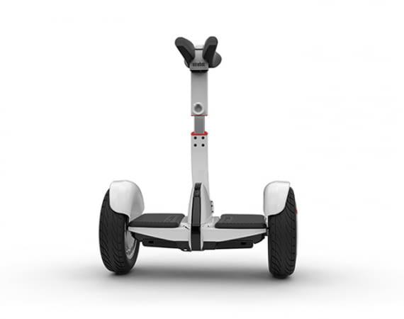 Mischung aus Segway und Hoverboard: Der Ninebot Mini Pro 320