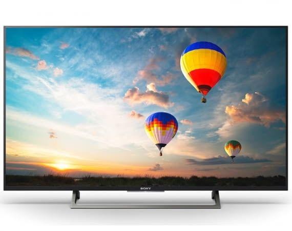 Sonys Android TV der XE80 Serie lassen sich jetzt mit Alexa per Sprache steuern