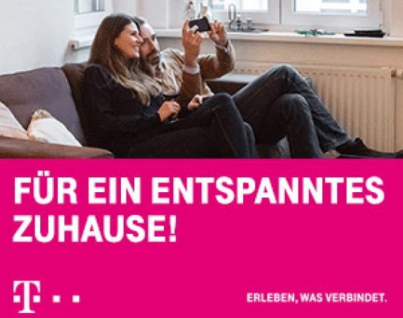 Telekom Smart Home Gewinnspiel