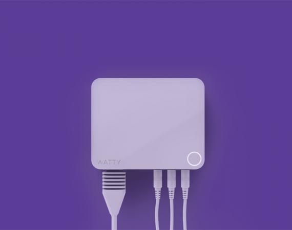 Watty - der Energiemonitor für das Smart Home