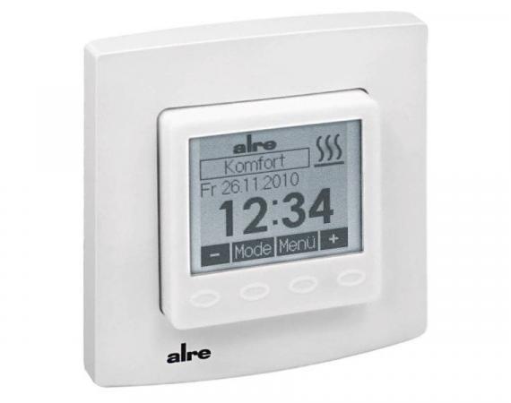b@home smartes Raumthermostat für die Heizungssteuerung