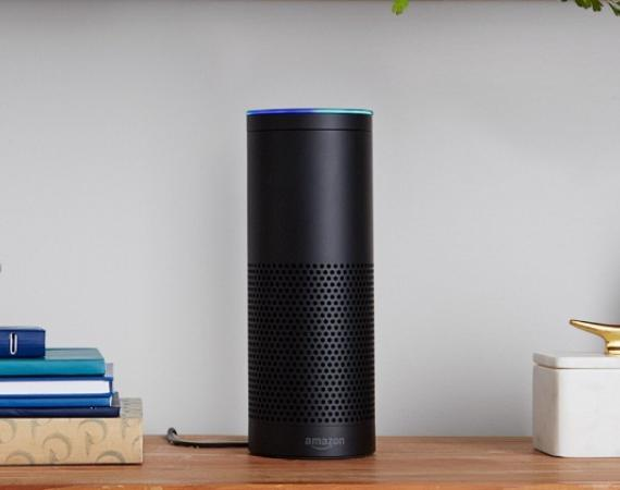 amazon echo unterhaltung mit alexa statt technik im smart home. Black Bedroom Furniture Sets. Home Design Ideas