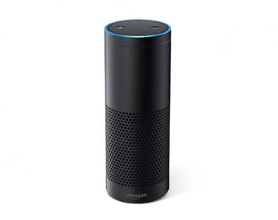 Amazon Echo Lautsprecher mit Sprachsteuerung direkt bei Amazon bestellen