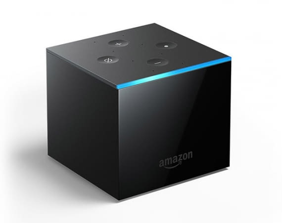 Amazons Fire TV Cube - Streaming-Würfel mit Smart Home-Funktionen