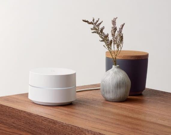 Der WLAN-Router Google Wifi ist ab sofort auch in Deutschland erhältlich