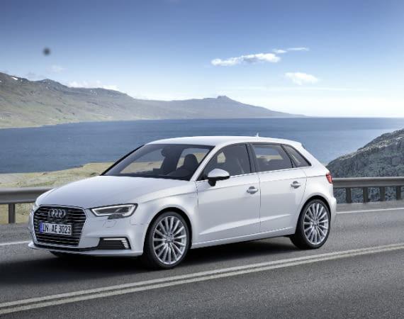 Audi A3 Sportback e-tron Hybridsportler aus Ingolstadt fährt bis 130 km/h rein elektrisch