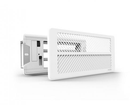 Abbildung des Smart Vent Lüftungssystem von KEEN home
