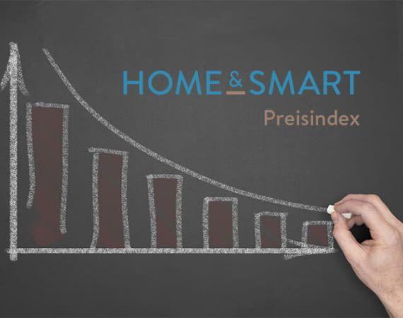 Aktueller Smart Home Preisindex