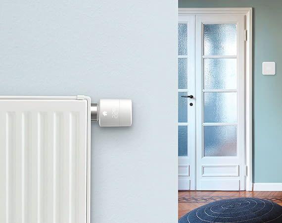 eNet Smart Home Heizung