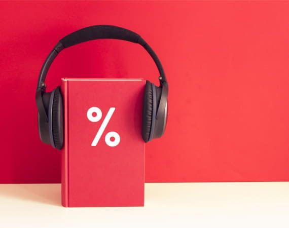 Amazons Audible Angebot zum Prime Day ist ein Fest für Hörbuch-Freunde