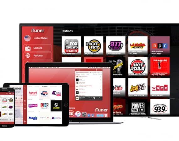 myTuner Radio: App für Musikstreaming aus aller Welt