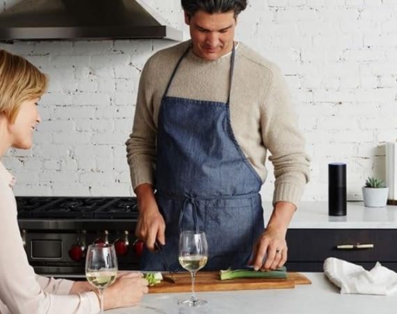 Mit dem Amazon Echo macht Küchenarbeit doppelt so viel Spaß