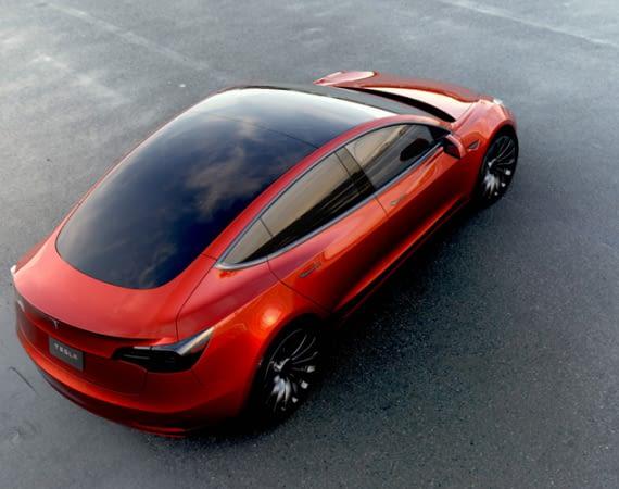 Unter 6 Sekunden von 0 auf 100 km/h - Model 3 steht kurz vor der Auslieferung