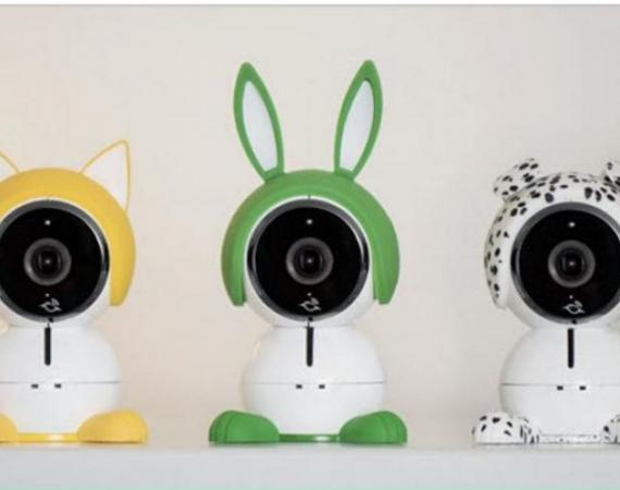 Arlo Baby smarter Babymonitor in Spielzeugoptik