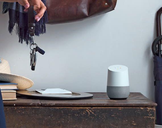 Google Home soll deutsche Haushalte smarter machen