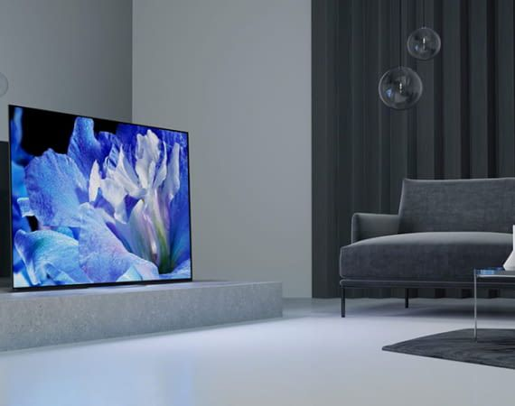 Sonys neue Android TVs 2018 mit Google Android TV