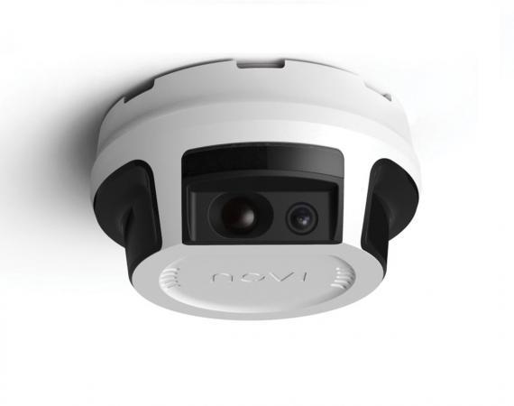 novi bietet eine 4-1 Komplettlösung für die Smart Home Sicherheit