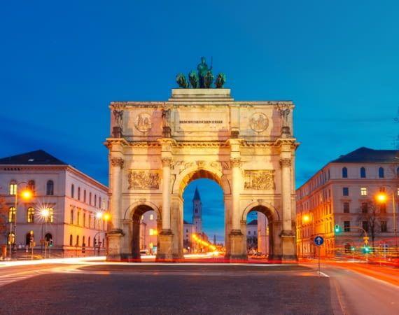 Unsere heutigen Tagesgewinner dürfen nach München reisen