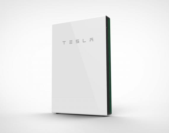 Tesla Powerwall2 Energiespeicher für das Smart Home