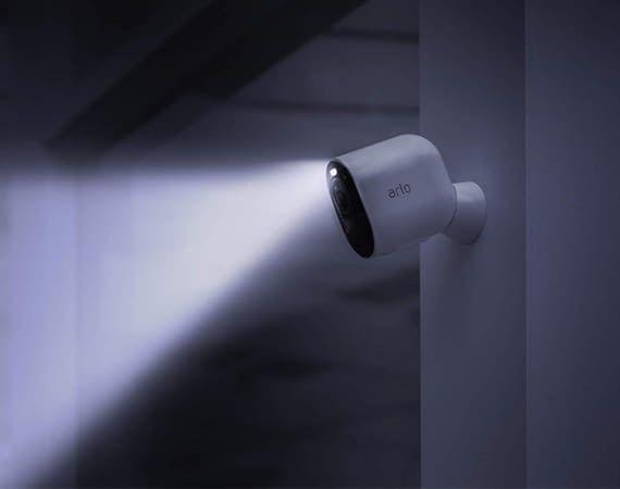 Dank 4 K-Videomodus und Licht entgeht dieser Premium WLAN-Kamera absolut nichts