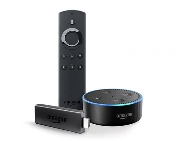 Schnäppchen-Bundle: Amazon Fire TV Stick und Amazon Echo Dot