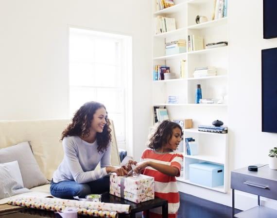 Alexa erinnert nicht nur an Geburtstage, sondern berät auf Wunsch auch beim Geschenkekauf