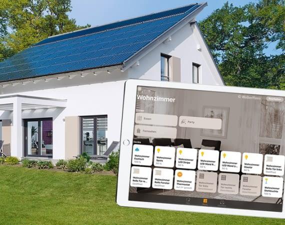 WeberHaus will seine Häuser HomeKit kompatibel bauen