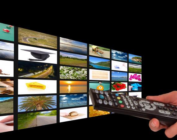 Fernsehen über IPTV