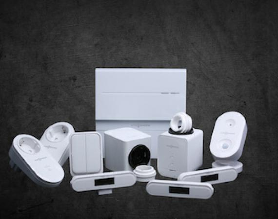 Abbildung der Vitocomfort 200 Smart Home Lösung von Viessmann